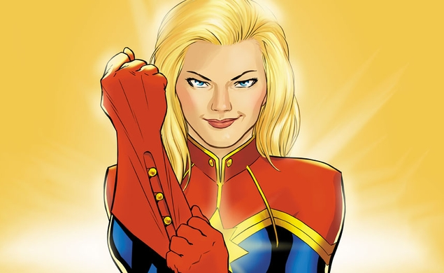 Captain Marvel snaps up a pair of female screenwriters for standalone film