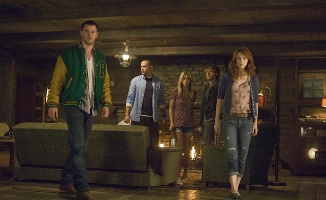 Joss Whedon and Drew Goddard accused of stealing Cabin In The Woods plot