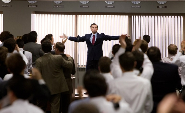 The Speculometron: Is The Wolf Of Wall Street moving to 2014?