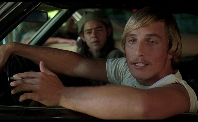 Matthew McConaughey's Dazed And Confused performance announced a one-of-a-kind talent