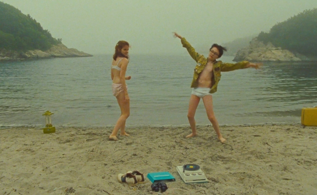Criterion's July offerings include Moonrise Kingdom and other coming-of-age tales