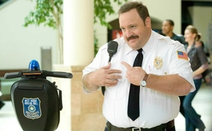 Welcome to the nightmarish world of Paul Blart: Mall Cop fanfic