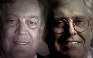 In Park Avenue: Money, Power And The American Dream, the Koch brothers are evil incarnate