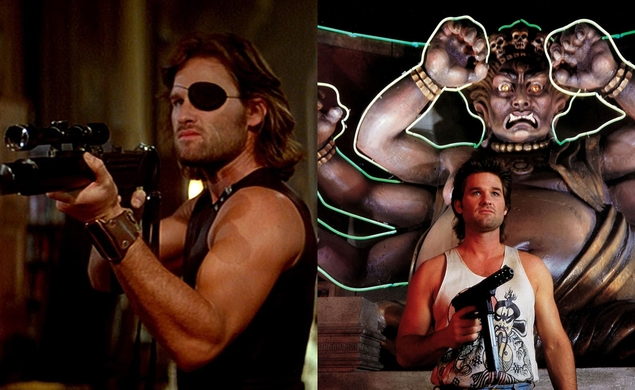 4/23/2015: Escape From New York & Big Trouble In Little China