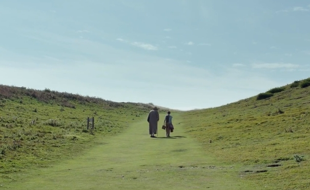 Ian McKellen is mad about embellishments, probably also nuclear war in Mr. Holmes trailer