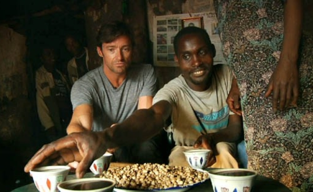 Hugh Jackman gets passionate about Fair Trade coffee in first trailer for Dukale's Dream