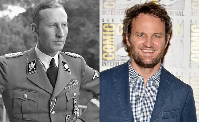 Jason Clarke will play the evilest Nazi in HHHH