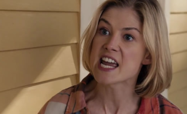 Rosamund Pike appears to fall for her rapist in the trailer for Return To Sender