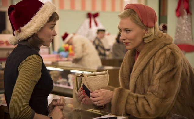 Hot off of Carol's auspicious Cannes debut, Todd Haynes lines up more projects