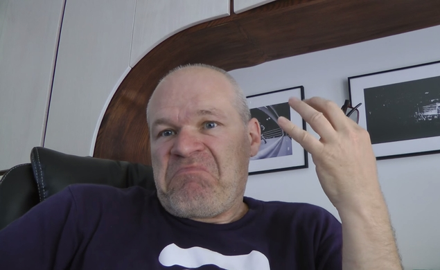 "Uwe Boll records furious rant against the film industry, a move henceforth known as ""pulling a Boll"""
