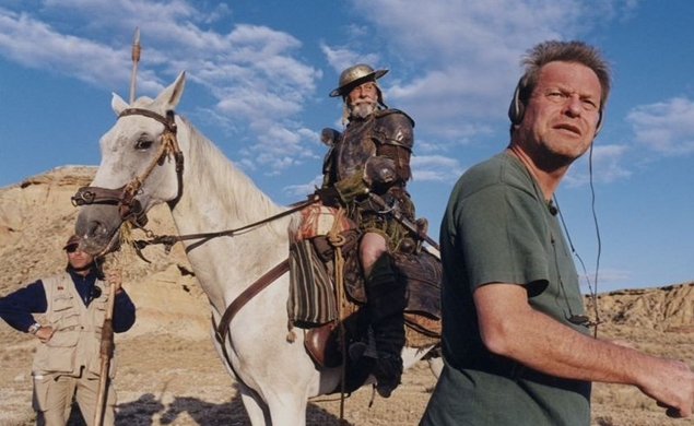 Terry Gilliam might be spinning some sweet Amazon cash into Don Quixote capital