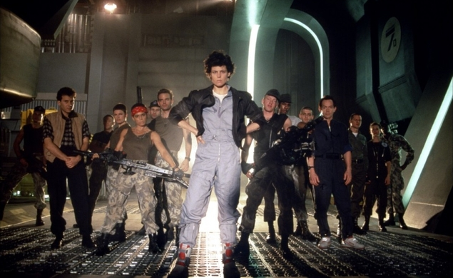 Our next Movie Of The Week: Aliens