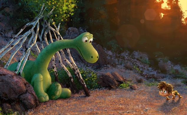 Disney announces all-new voice cast for The Good Dinosaur