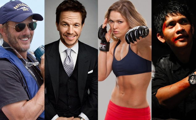 Peter Berg teams with Mark Wahlberg, Ronda Rousey, Iko Uwais for Mile 22