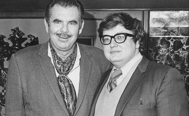 Russ Meyer and Roger Ebert's partnership to become a movie