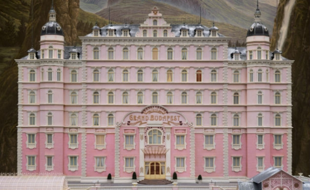 New Wes Anderson movie gets a Wes Anderson-y poster