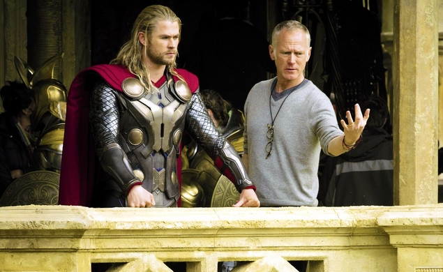 Thor: The Dark World director Alan Taylor wants no credit for the movie's post-credits stinger