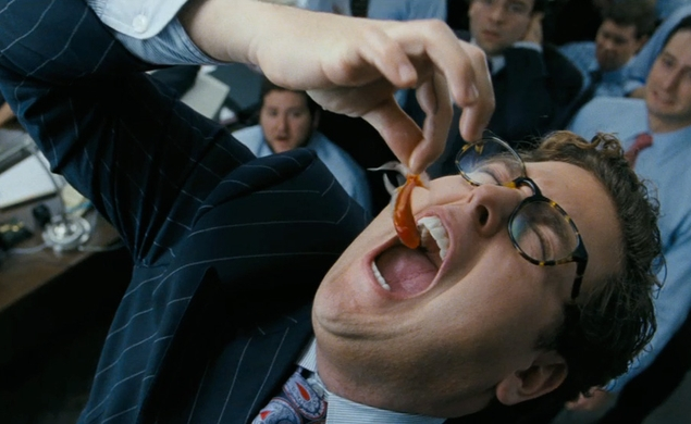It's time to devour the new Wolf Of Wall Street trailer