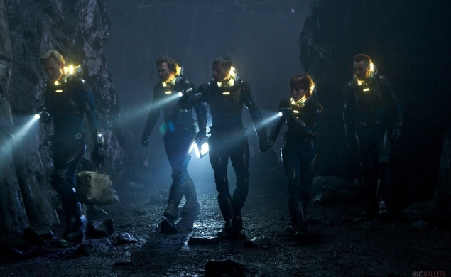 The creators of Prometheus still threatening to make Prometheus 2