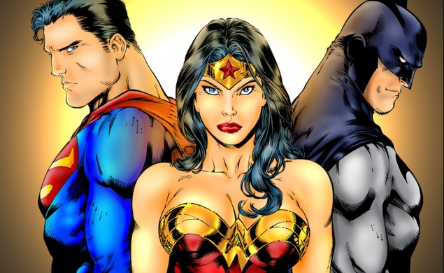 The Speculometron: Is Warner Bros. adding Wonder Woman to Batman Vs. Superman?