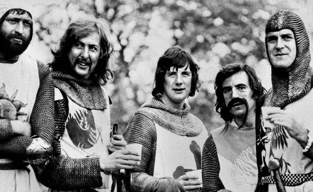 "Monty Python to stage ""final reunion, well sort of"""