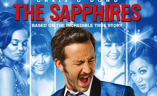 Is The Sapphires' DVD cover racist, sexist, or typical movie marketing?