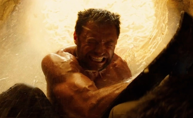 Coolness: Witness all of Hugh Jackman's Wolverscreams