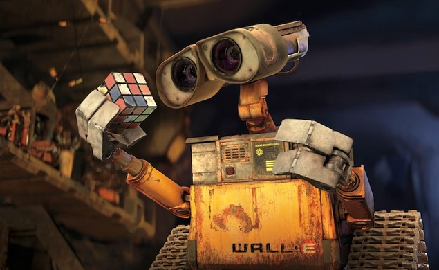 Coolness: Someone built a working WALL-E