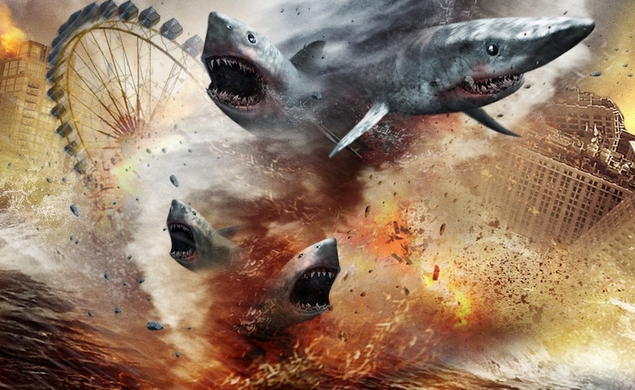 Nation's movie theaters brace for Sharknado