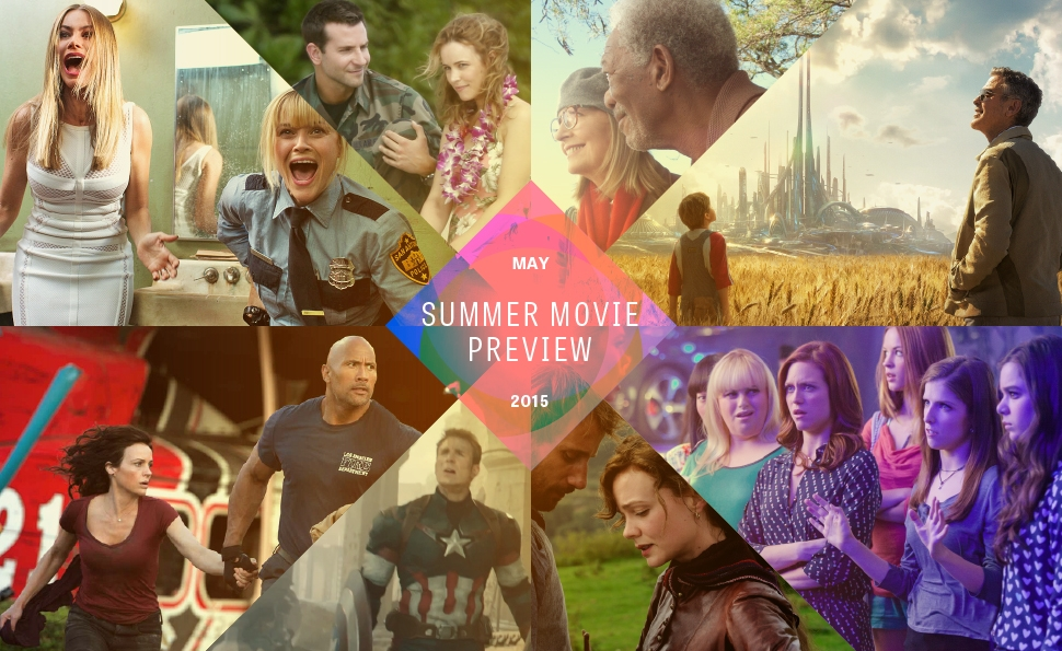 2015 summer film anticipation guide: May