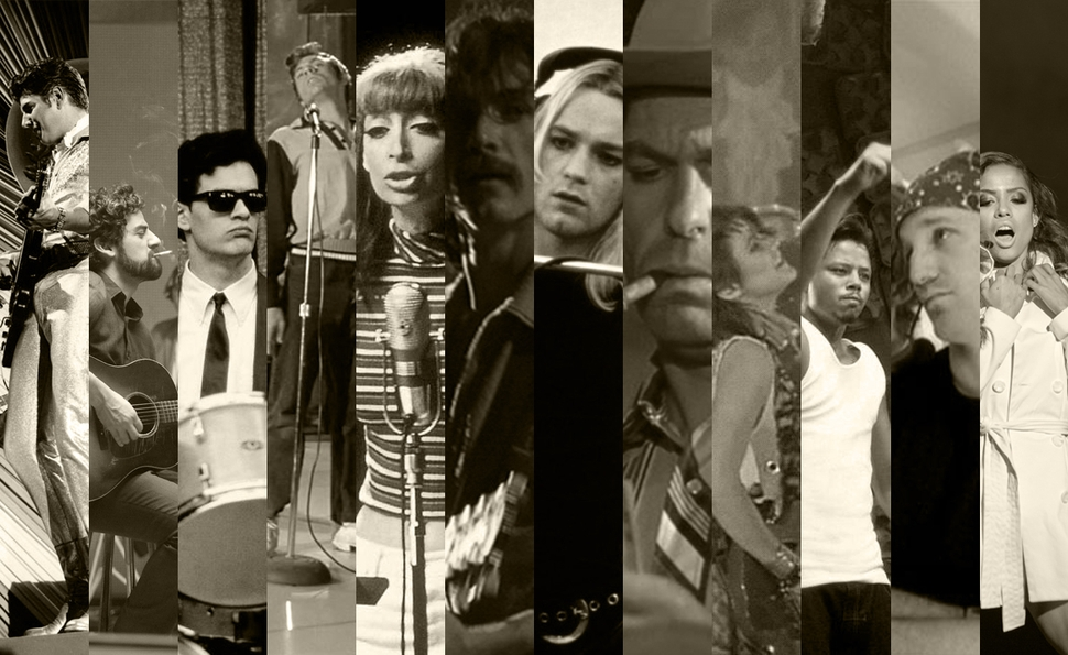 The history of American pop, via 12 fictional acts