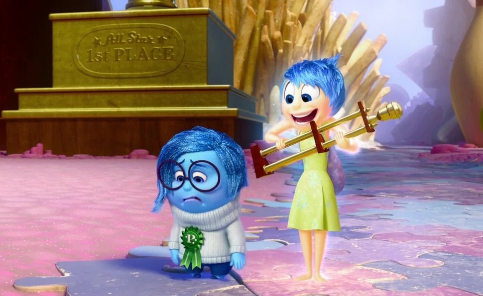 In Inside Out, Pixar gets mature about growing up