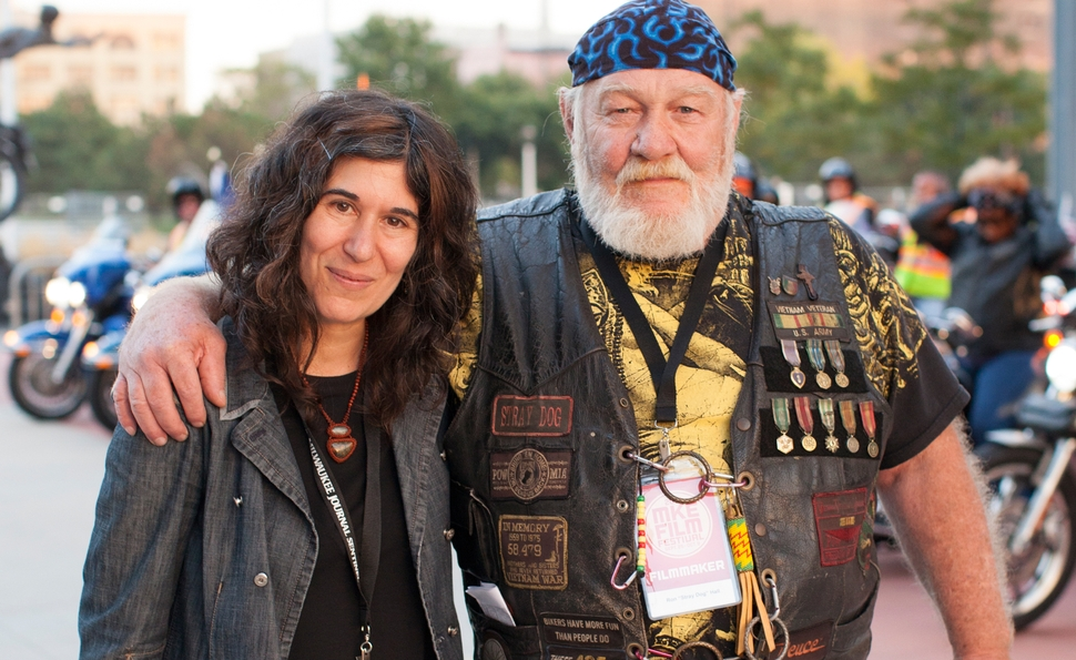 Winter's Bone director Debra Granik says her new Stray Dog is a love letter to America
