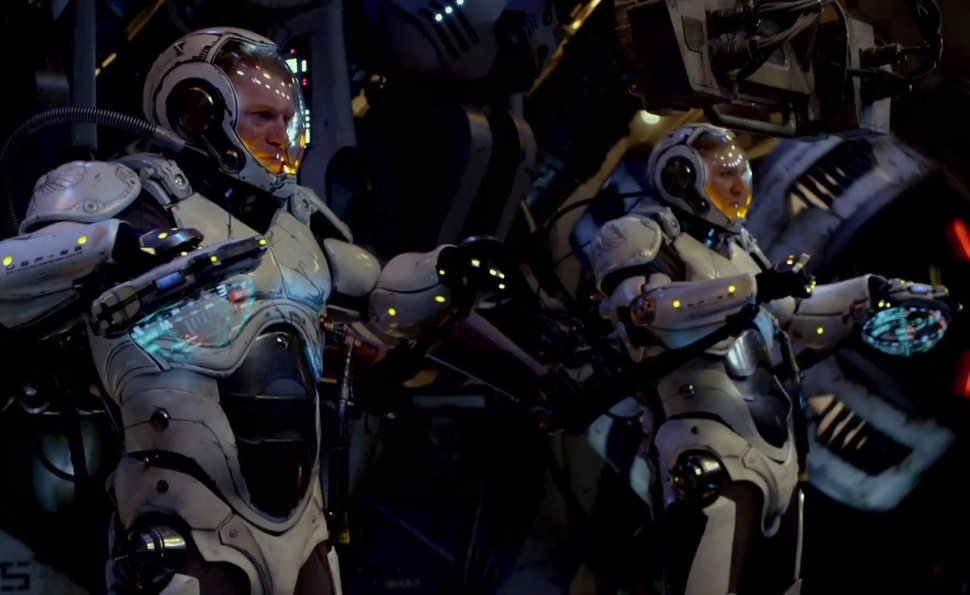 In a summer filled with films exploiting 9/11 imagery, Pacific Rim follows a different path