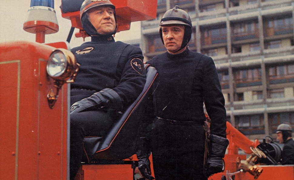 The enduring oddness of François Truffaut's Fahrenheit 451