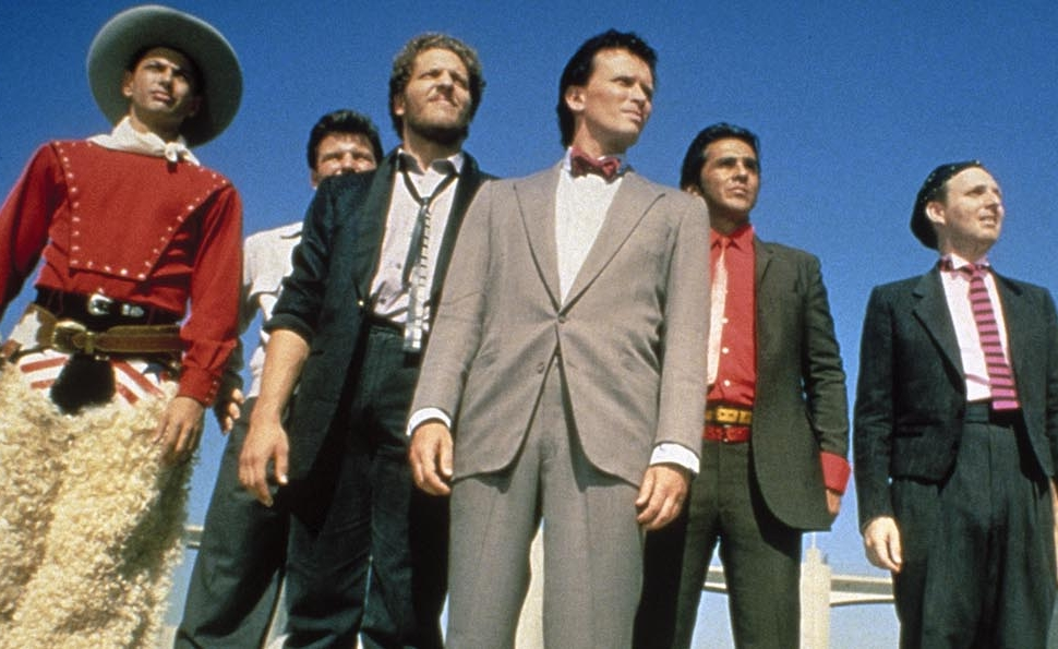 Keynote: The Adventures Of Buckaroo Banzai Across The 8th Dimension