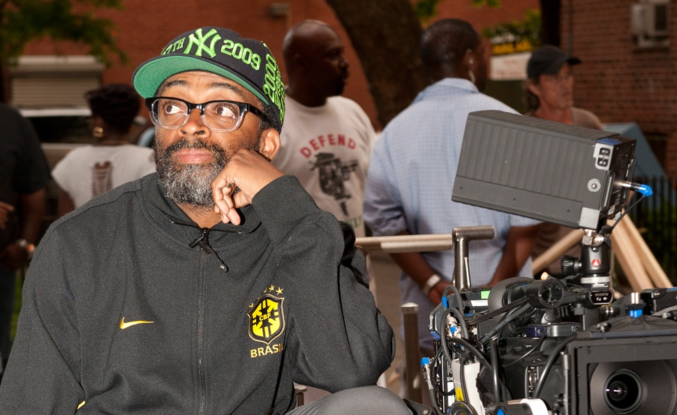 Spike Lee, music video director