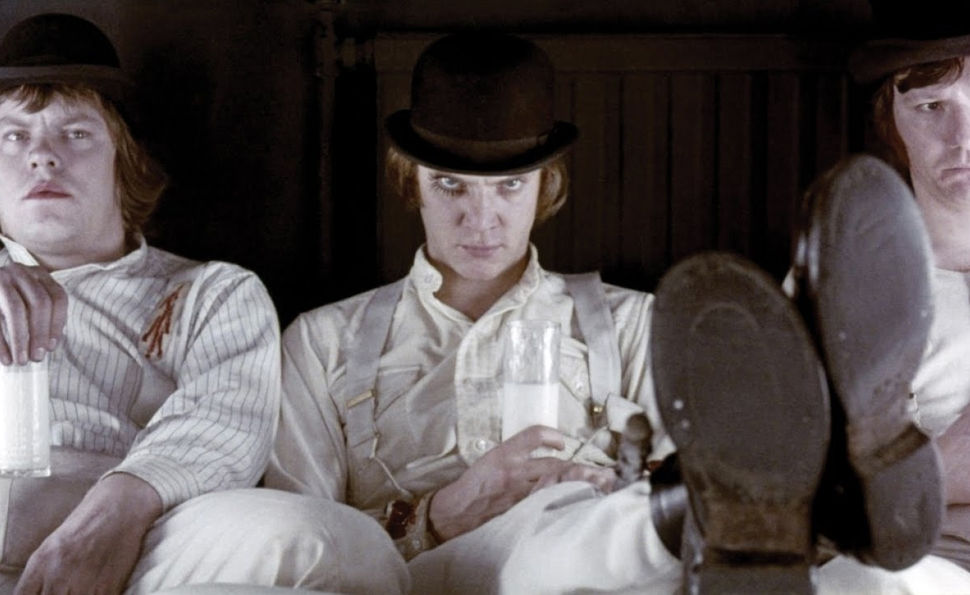 Chaos, oppression, and the grim worlds of A Clockwork Orange and THX-1138