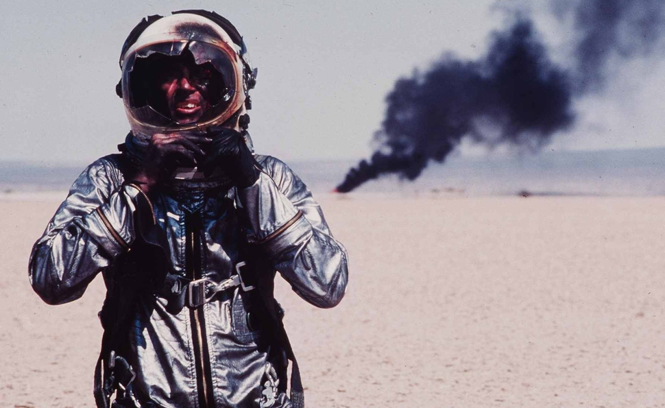 The skeptical patriotism (and patriotic skepticism) of The Right Stuff