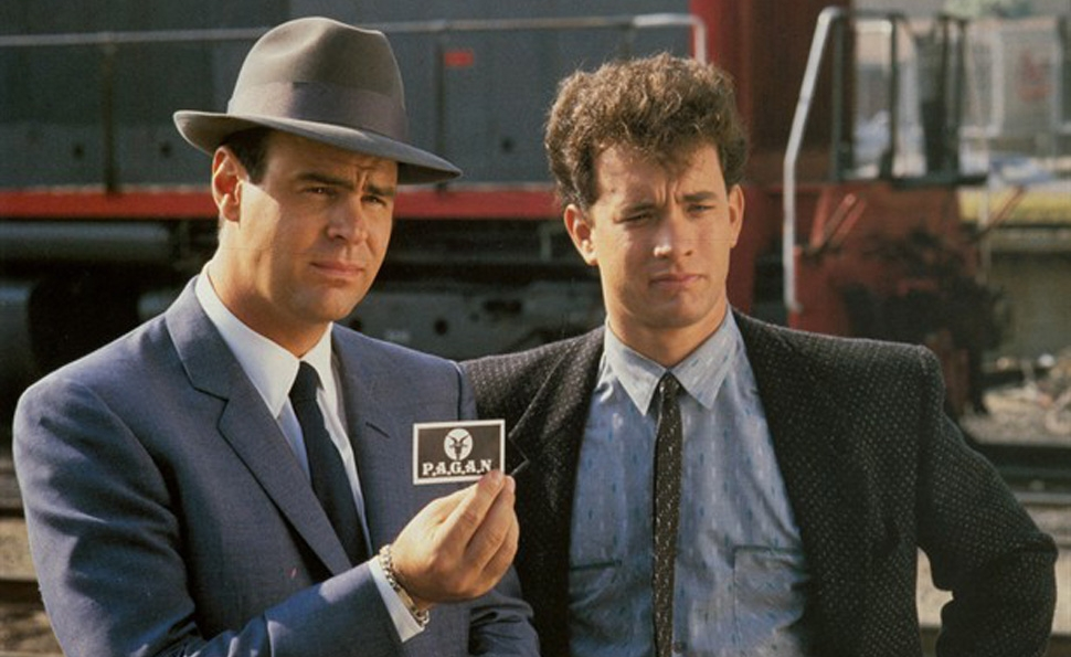 Before TV remakes became common, Dan Aykroyd revived Dragnet