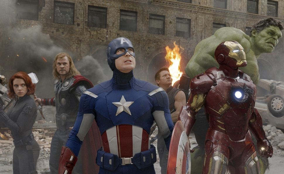 What Marvel's shared universe means for movies