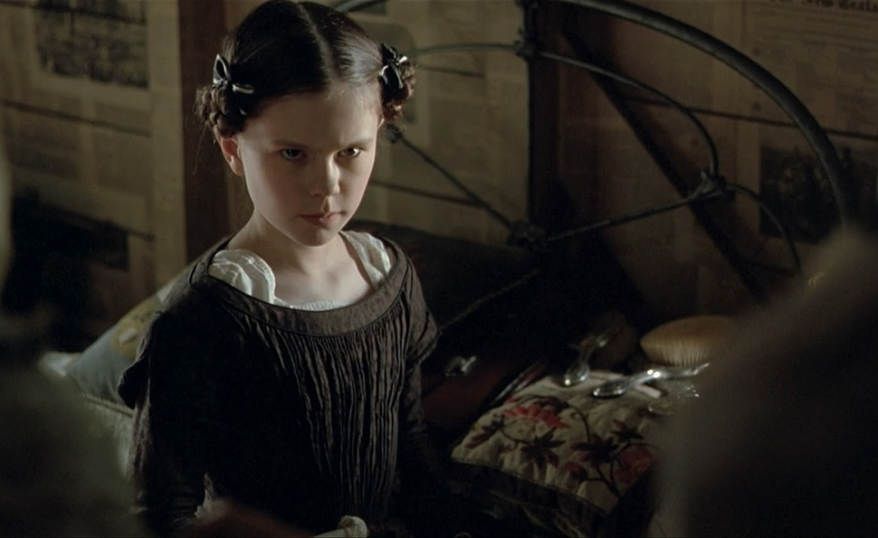 A young Anna Paquin took the Oscar in a year filled with strong competition