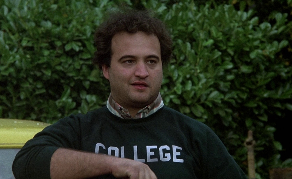 Keynote: The triumphant disgrace of Animal House