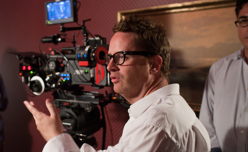 With the ultra-violent Only God Forgives, director Nicolas Winding Refn felt the need to exorcise some desires