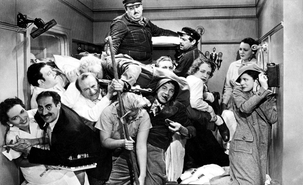 A Night At The Opera saved the Marx Brothers' career while spoiling the act