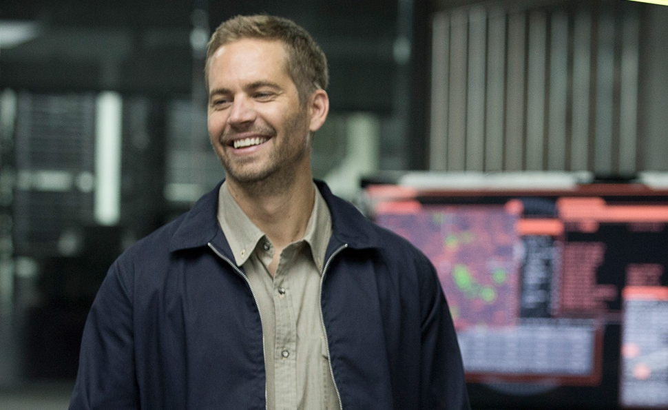 Paul Walker brought heart to a series defined by speeding metal