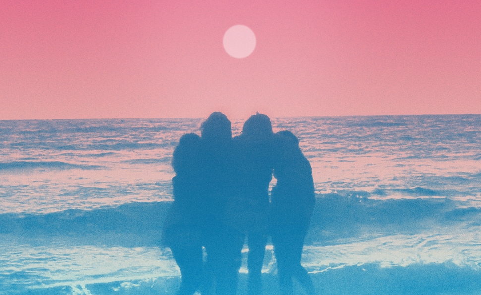 Spring Breakers gets the psychedelic poster it deserves