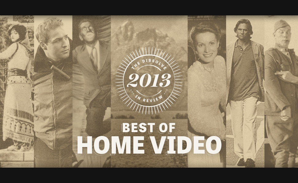 The best of 2013's home-video releases, from kung-fu masters to killer Aussies