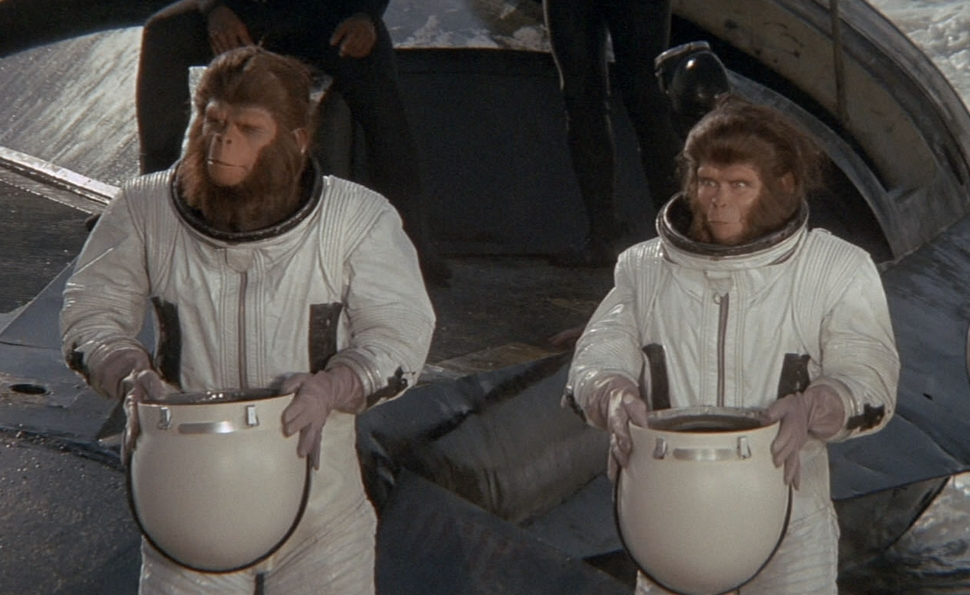 After blowing itself up, the Planet Of The Apes series charted new territory