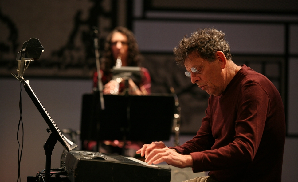 Philip Glass on writing music for film